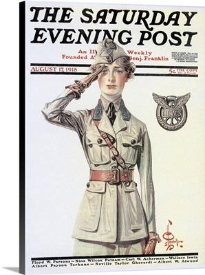 Saturday Evening Post, 1918