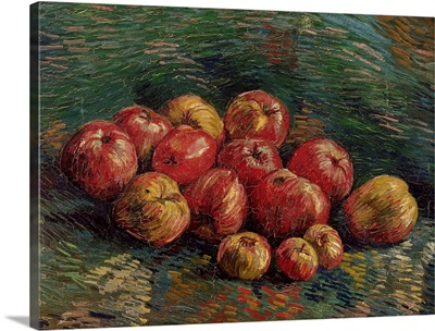 Still Life With Apples, 1887