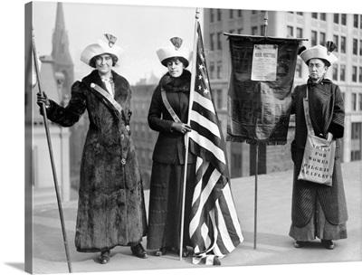 Suffragettes, C.1910