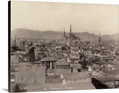 Syria, Damascus, c1880