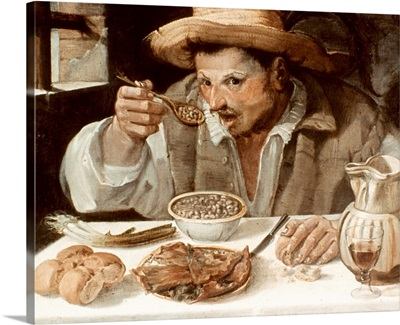 The Bean-Eater, 1585