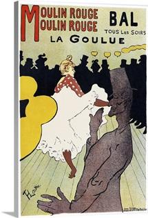 Toulouse-Lautrec: Poster
