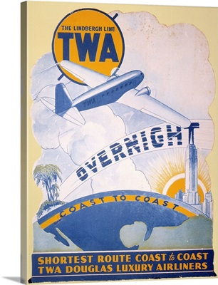 Trans-World Airlines 1934