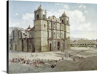Velasco: Oaxaca Cathedral