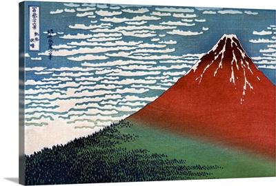 View Of Mount Fuji In Japan