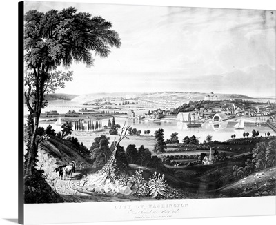 Washington, D.C., 1834