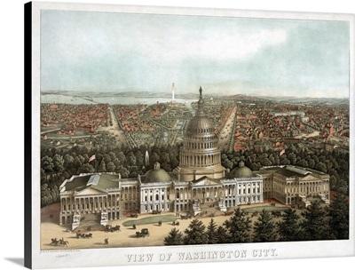 Washington, D.C., c1871