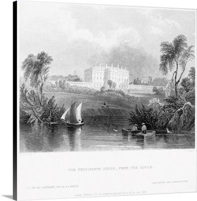 White House, 1839