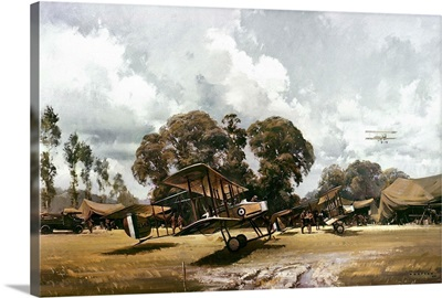 World War I: Aircraft