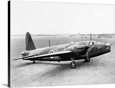 World War II: British Bomber, 1941