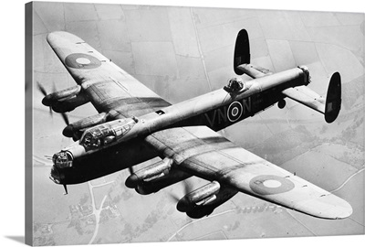 World War II: British Bomber, 1942