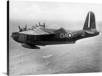 World War II: British Flying Boat