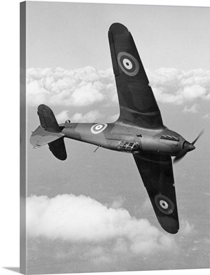World War II: British Hurricane