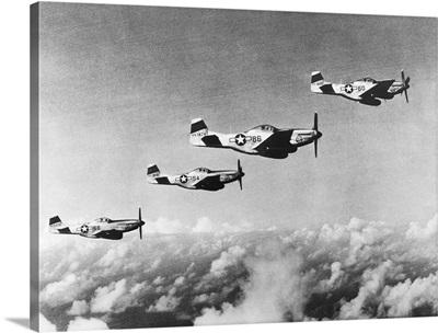 World War II: Mustangs