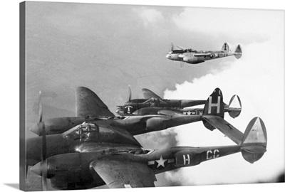 World War II: P-38