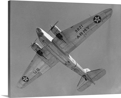 World War II: U.S. Army B-18A