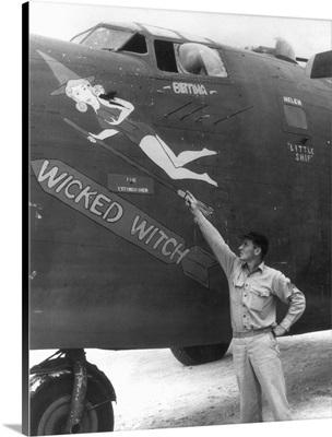 WWII: U.S. Airplane, 1943