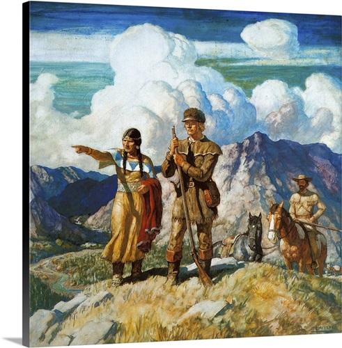 Wyeth Lewis And Clark