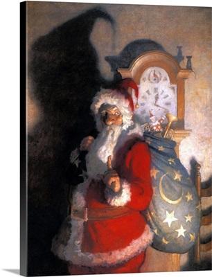 Wyeth: Old Kris (Kringle)
