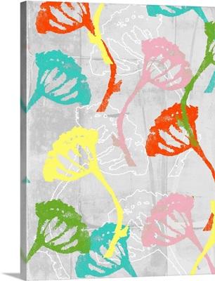 Floral Stamps I A