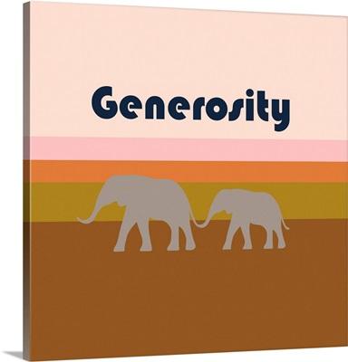 Novogratz Values - Generosity