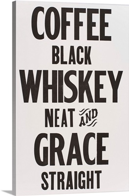 Coffee Whiskey Grace