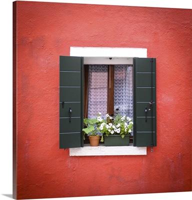 Burano Window II