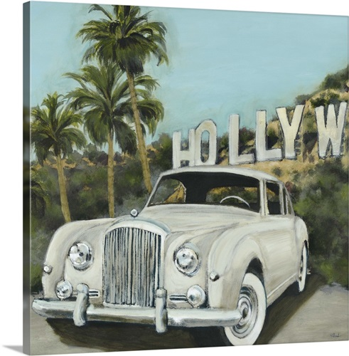 Hollywood Wall Art, Canvas Prints, Framed Prints, Wall Peels | Great ...