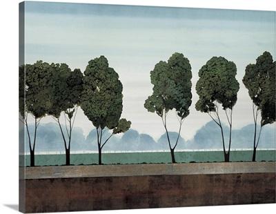 Six Trees