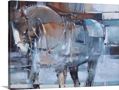 Blue Horse 2