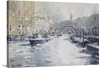 Icy Venice