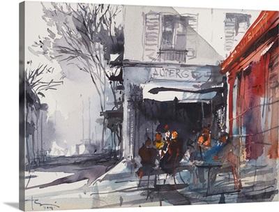 Le Consulat Cafe Paris