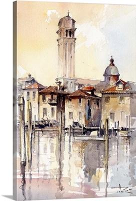 Venice Winter Day