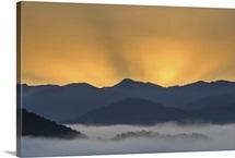 Foothills Dawn