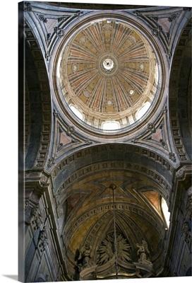 Dome of Estrela Basilica, Lisbon