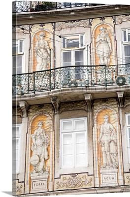 Ferreira das Tabuletas house, Bairro Alto, Lisbon