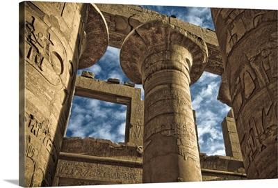 Great Hypostyle Hall at Karnak Temple, Egypt II
