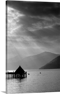 Loch Tay Sunlight