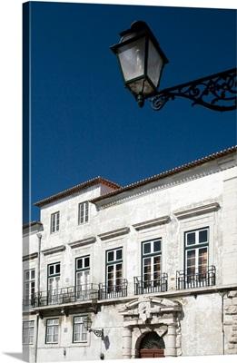 Palace in Alfama, Lisbon, Portugal