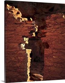 Sedona adobe ruins