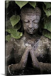 The Stone Buddha