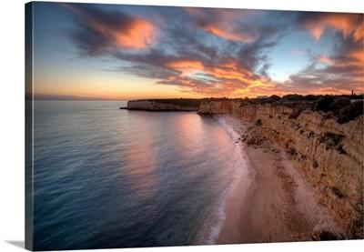 Town of Porches, municipality of Lagoa, district of Faro, region of Algarve, Portugal
