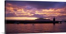 Norwegian sunset