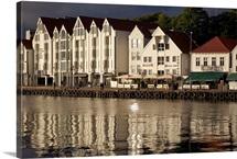 Waterfront Reflection I