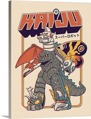 Super Kaiju Robot