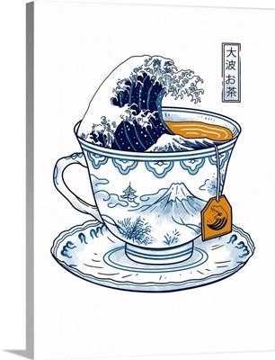 The Great Kanagawa Tea