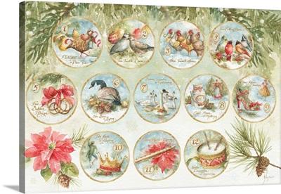 12 days of Christmas XIII