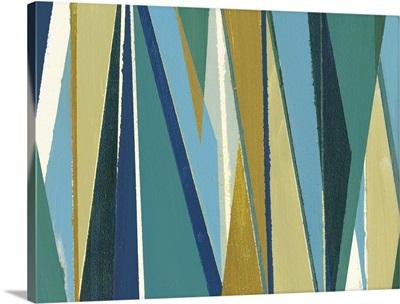 Abstract Stripe Element III