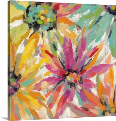 Abstracted Petals II