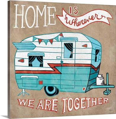 Adventure Love - Camper